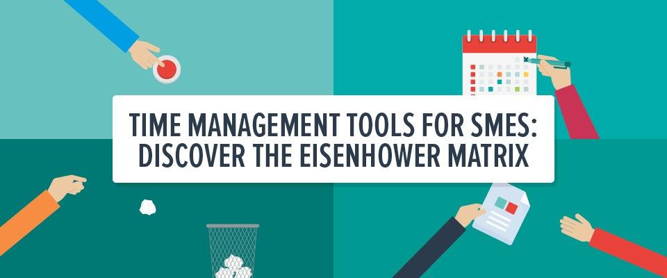 Time management tools voor het mkb: ontdek de Eisenhower matrix