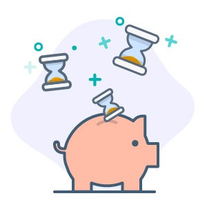 cloud CRM - tijd besparen