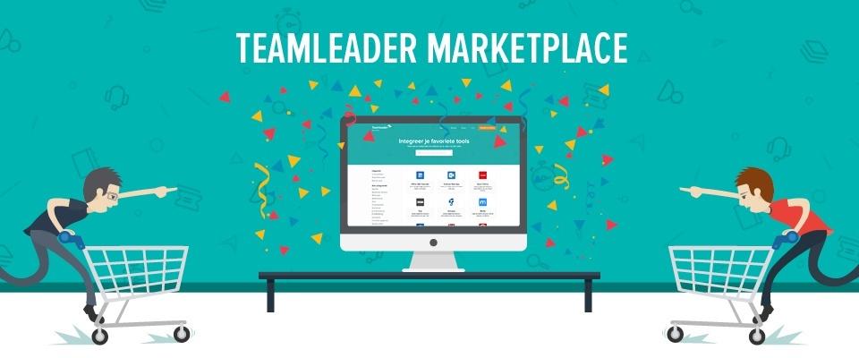 Teamleader Marketplace: voor al je integraties