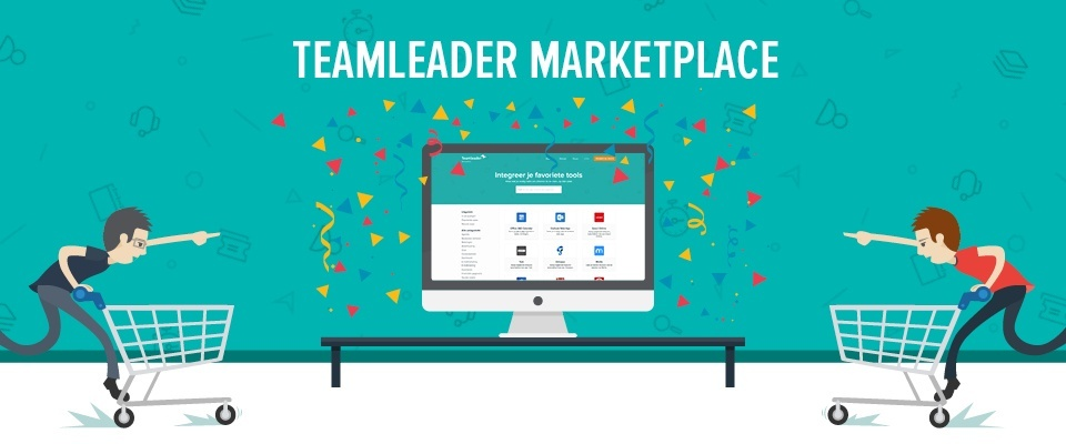 Teamleader Marketplace: voor al je integraties