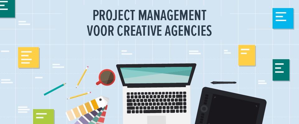 Projectmanagement voor creative agencies