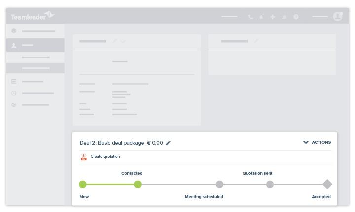 teamleader klantinformatie - contactbeheer