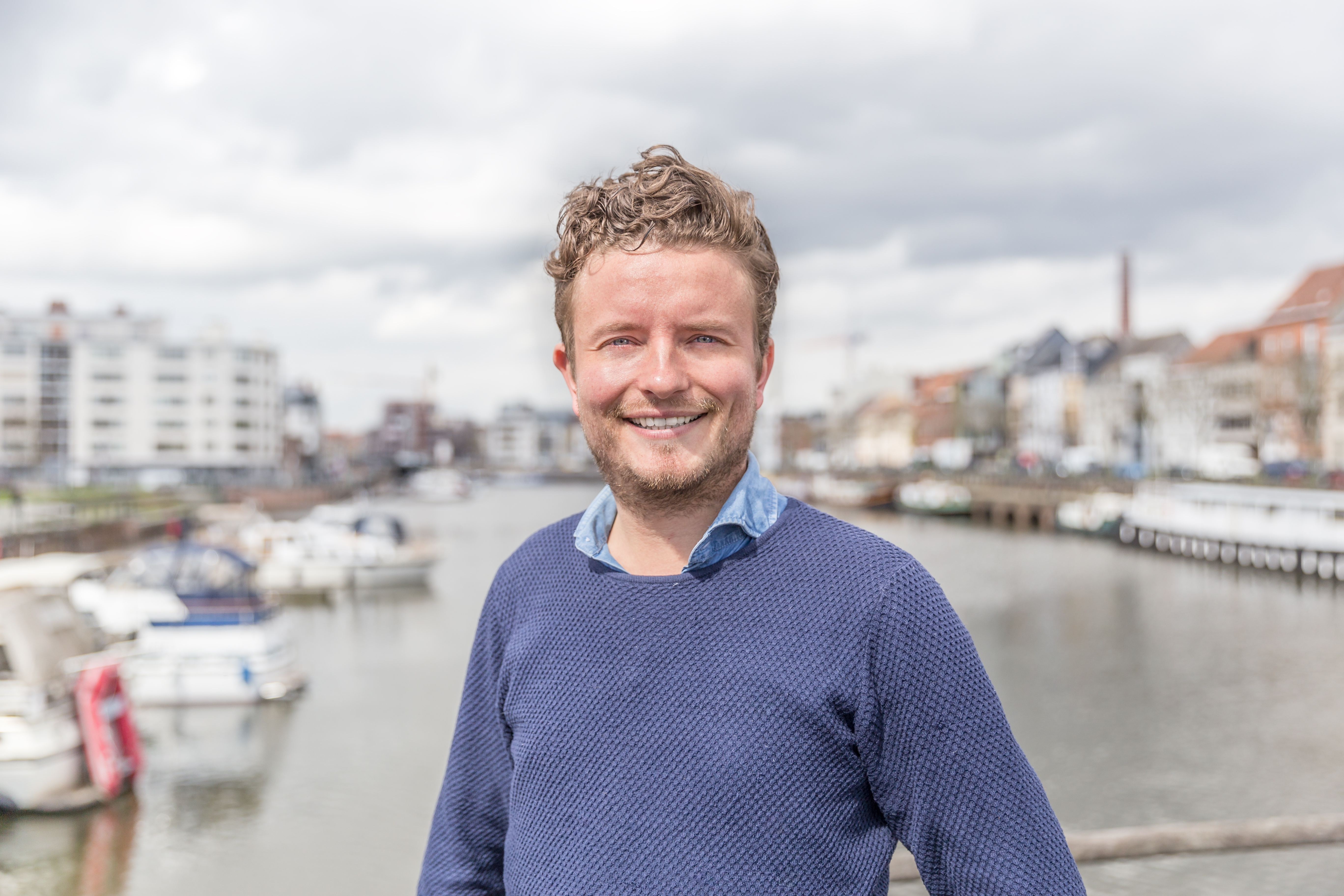 Wesley Groenendijk - Business Developer