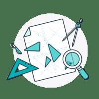 Gantt chart: project tijdlijn