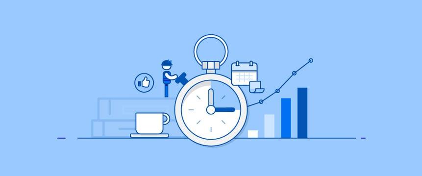 5 redenen om te beginnen met tijdregistreren