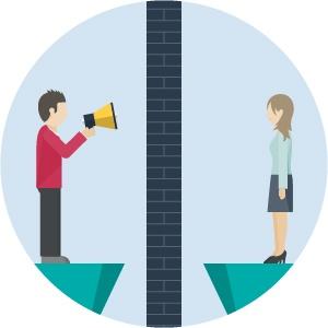 Slechte communicatie