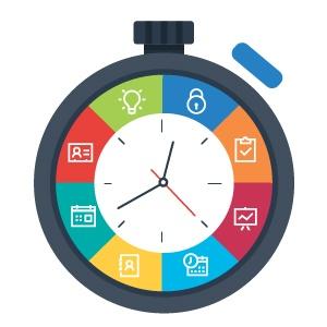 Urenregistratie moet makkelijk, snel en efficiënt zijn voor consultants.