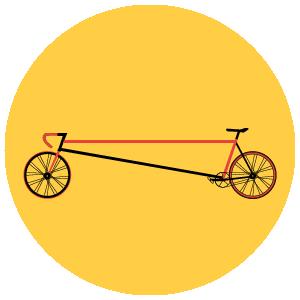 Fiets met lange salescycle