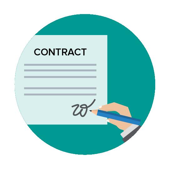 Contract abonnement