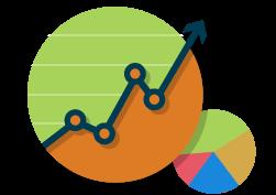 Statistieken en grafieken genereren