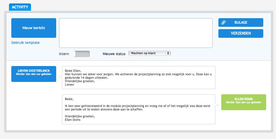 Teamleader ticketing module: Online support voor uw klanten