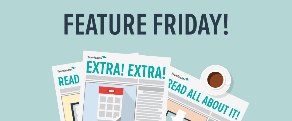 Feature Friday! Nieuw: Ticketstatistieken!