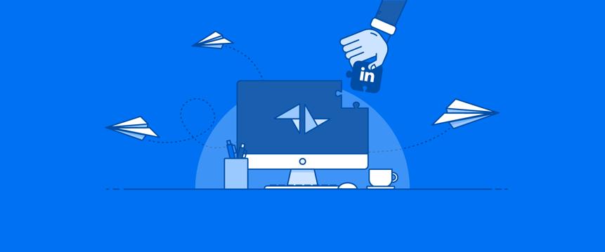 Jullie volledige netwerk in Teamleader CRM met de LinkedIn-plugin