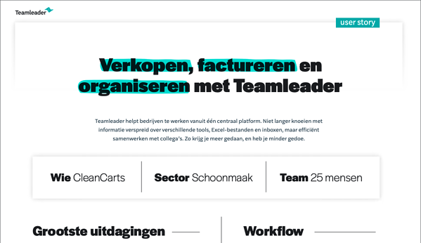 NL-NL - User story - CleanCarts