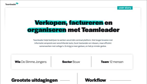 NL-NL - User story - De Slimme Jongens