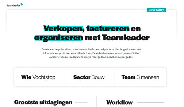 NL-NL - User story - Vochtstop