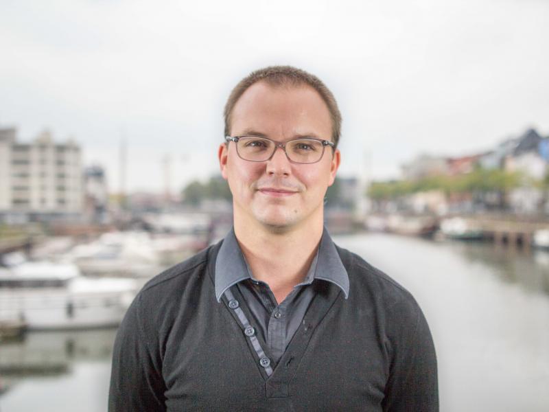 Stijn Van Walle - CFO Teamleader