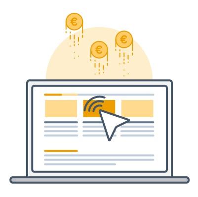 Klanten werven Betaald online adverteren